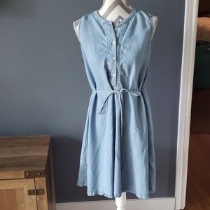 Loft Demin Dress